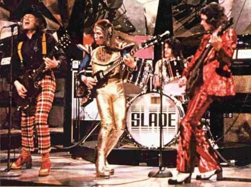Slade in the 1970s